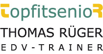 TopfitsenioR - EDV Trainer Thomas Rüger