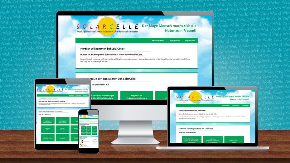 Google Web Designer Homepage Erstellen